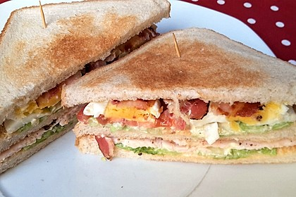 New York Club Sandwich 29