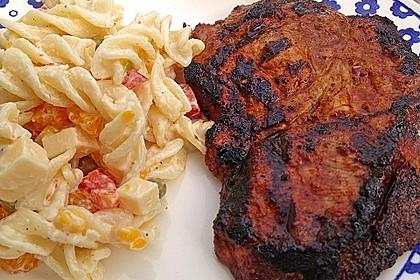 Eingelegtes Fleisch für den Grill 6