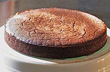 Schokoladenkuchen, saftiger