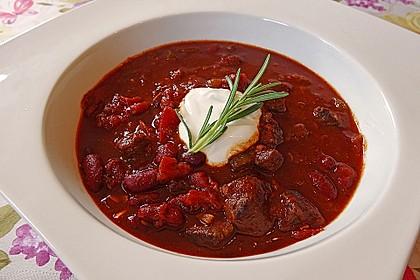 Texas Chili con Carne 1