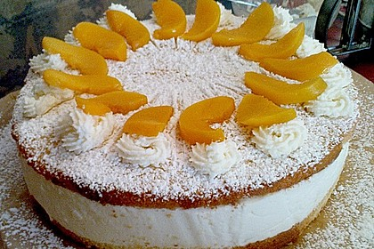 shanais schnelle käse - sahne - torte (rezept mit bild) | chefkoch.de - Chefkoch Schnelle Küche