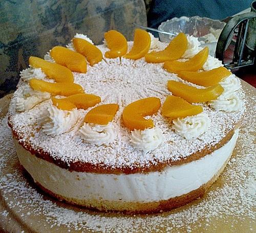 Schnelle Blechkuchen Rezepte Mit Bild: Shanais Schnelle Käse Sahne