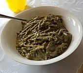 Gestovte grüne Bohnen (Bild)