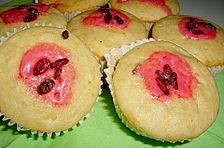 Muffins mit Berberitzenbeeren (Sauerdorn)