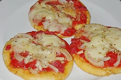Albertos Pizzette 2