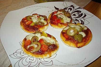 Albertos Pizzette 3