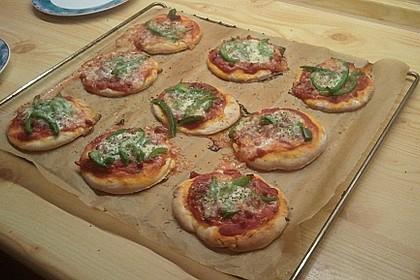 Albertos Pizzette 9