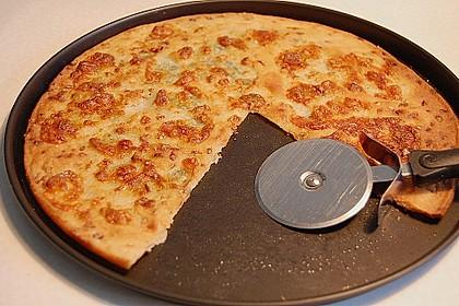 Albertos dünnes Pizzabrot 3