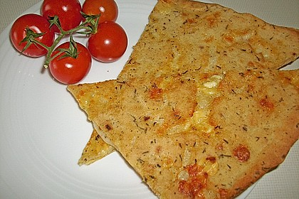 Albertos dünnes Pizzabrot 2