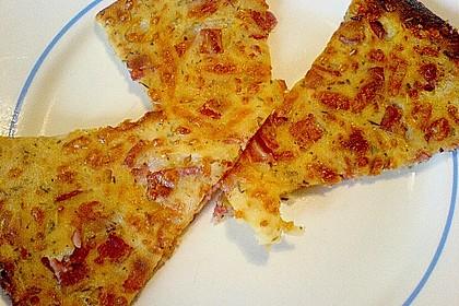 Albertos dünnes Pizzabrot 41