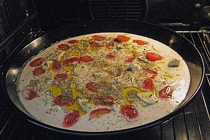 Albertos dünnes Pizzabrot 69