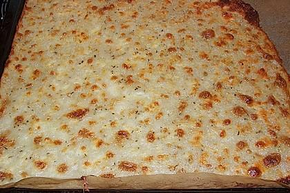 Albertos dünnes Pizzabrot 40