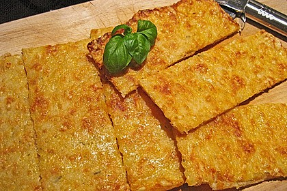 Albertos dünnes Pizzabrot 12
