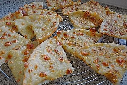 Albertos dünnes Pizzabrot 15