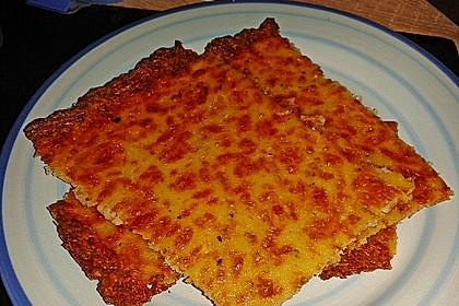 Albertos dünnes Pizzabrot 57