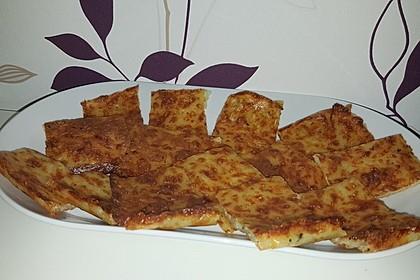 Albertos dünnes Pizzabrot 73