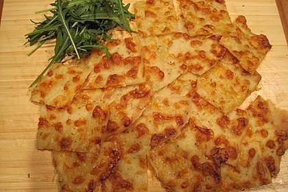 Albertos dünnes Pizzabrot 8