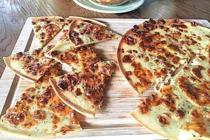 Albertos dünnes Pizzabrot 5