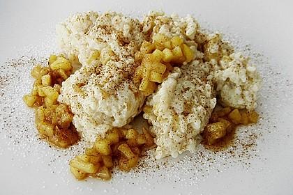 Albertos Milchreis mit Zimtäpfeln 6