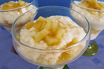 Albertos Milchreis mit Zimtäpfeln 20