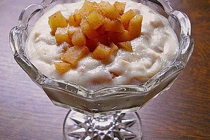 Albertos Milchreis mit Zimtäpfeln 10