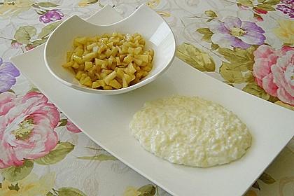 Albertos Milchreis mit Zimtäpfeln 9
