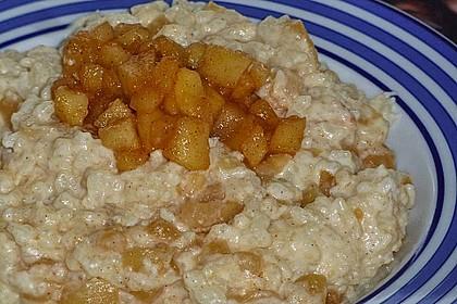 Albertos Milchreis mit Zimtäpfeln 32