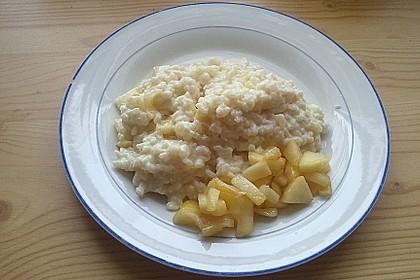 Albertos Milchreis mit Zimtäpfeln 30