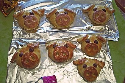 Hefe - Schweine