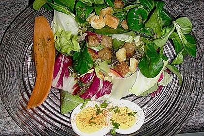 Vinaigrette für Kopfsalate 4
