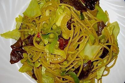 Erstklassige Curry - Nudeln 2