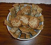 Knusprige Kräcker (Bild)