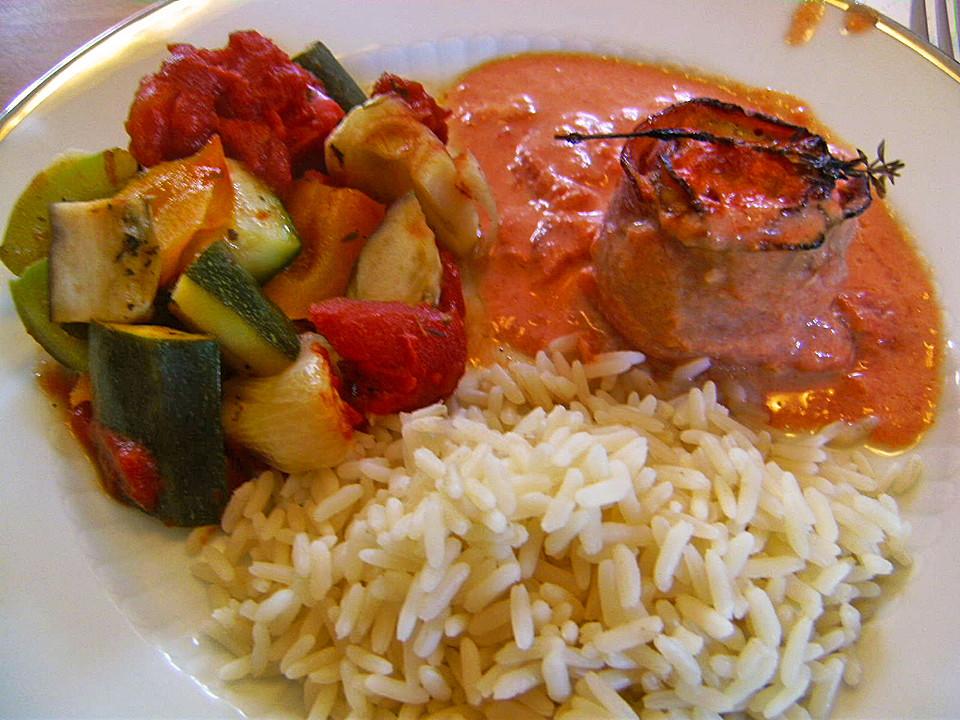 Ratatouille - supi lecker (im Dampfgarer) (Rezept mit Bild ... | {Dampfgarer 98}