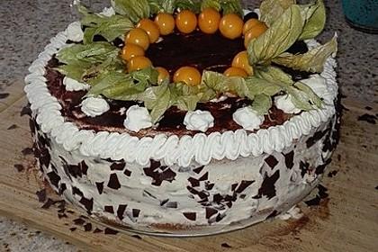 Uschis Tiramisu-Torte 90