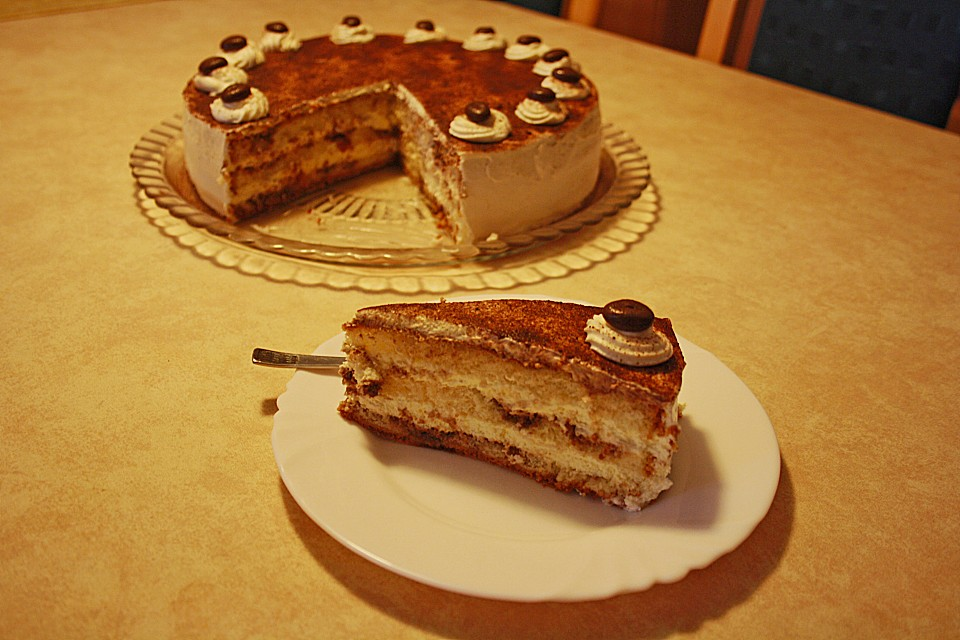 uschis tiramisu torte rezept mit bild von ufaudie58. Black Bedroom Furniture Sets. Home Design Ideas