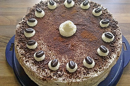 Uschis Tiramisu-Torte 20