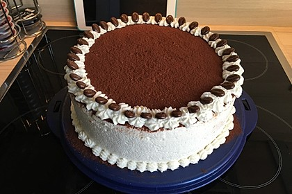 Uschis Tiramisu-Torte 1