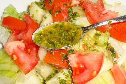 Balsamico - Senf - Dressing (Bild)