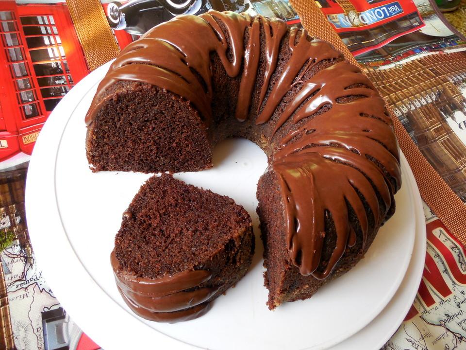 Getränkter Rumkuchen von Pumpkin-Pie | Chefkoch.de