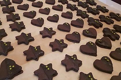 Schokoladenkekse 6