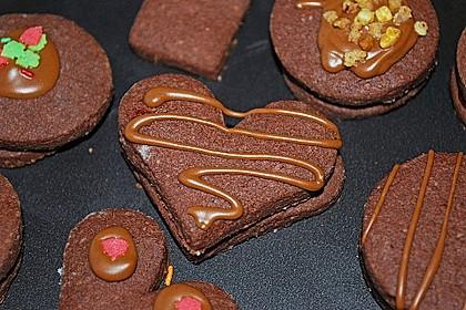 Schokoladenkekse 5