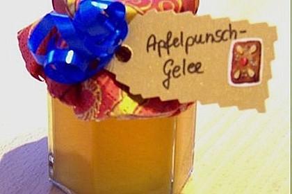 Apfelpunsch - Gelee 1