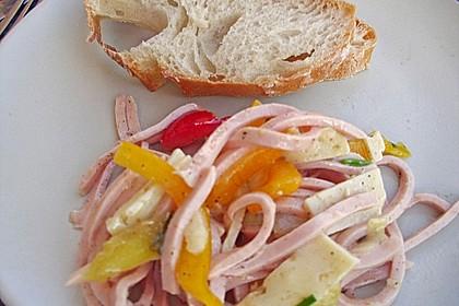 Schweizer Wurstsalat a la Uschi 52