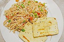 Thailändischer Nudelsalat