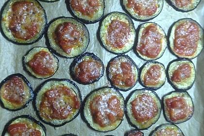 Auberginen mit Tomatensugo und Parmesan überbacken 43