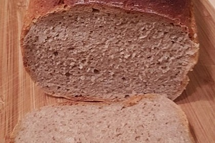Kartoffelbrot mit Sauerteig 6