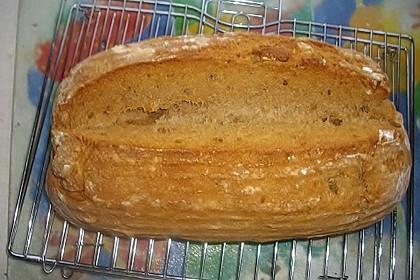 Kartoffelbrot mit Sauerteig 9