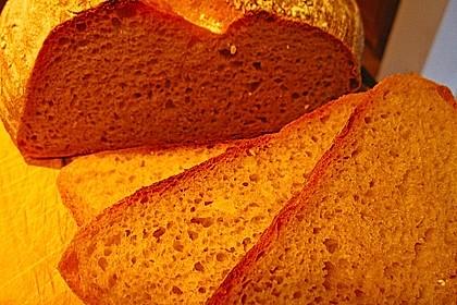 Kartoffelbrot mit Sauerteig 8