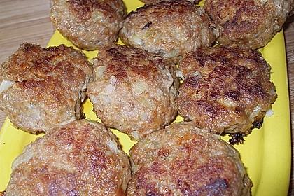 Bayerische Fleischpflanzerl 18