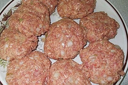 Bayerische Fleischpflanzerl 21